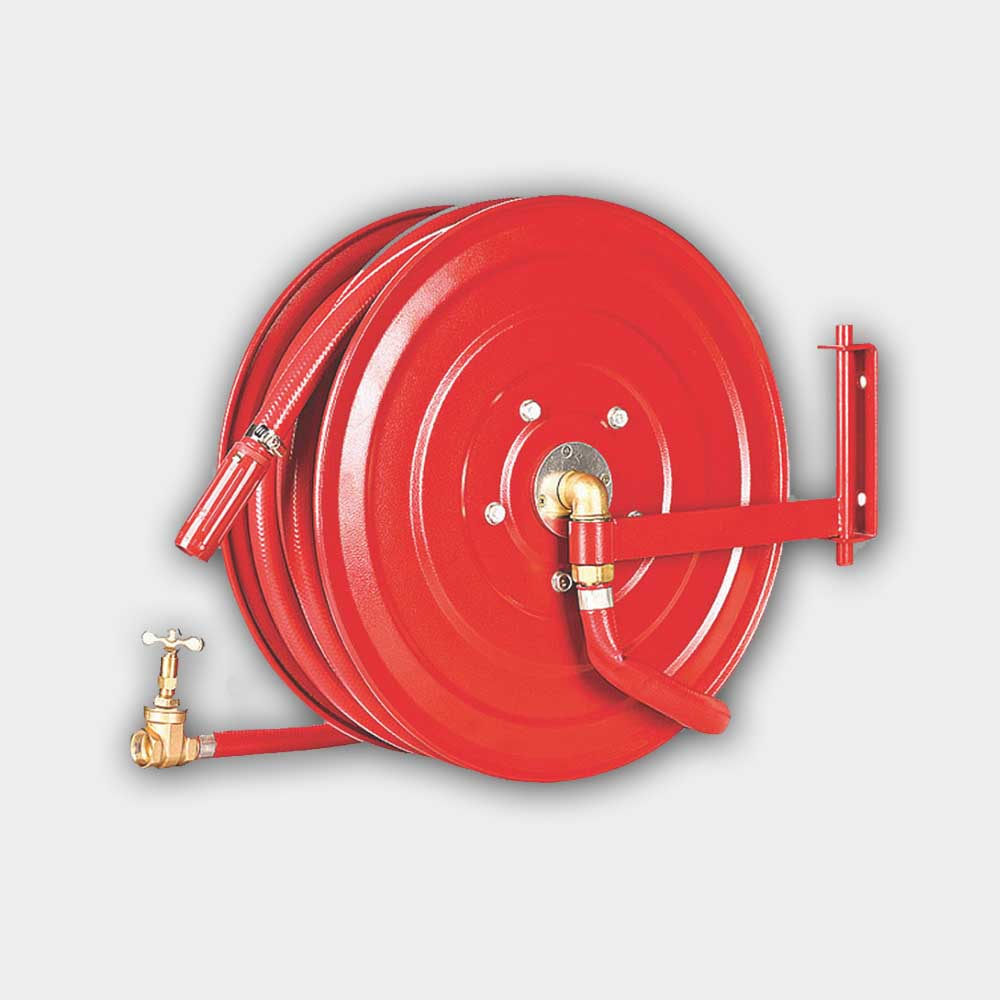 Fire Hose Reel Manual Automatic Amp Swinging Types